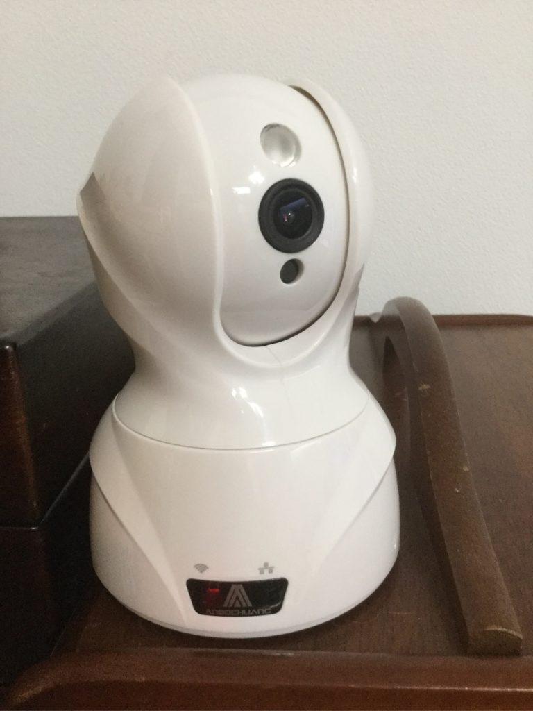 新兵器の新しいIPカメラ